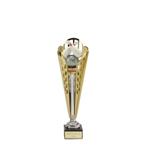 Flexx Tycone Phoenix Ten Pin Bowling Trophy