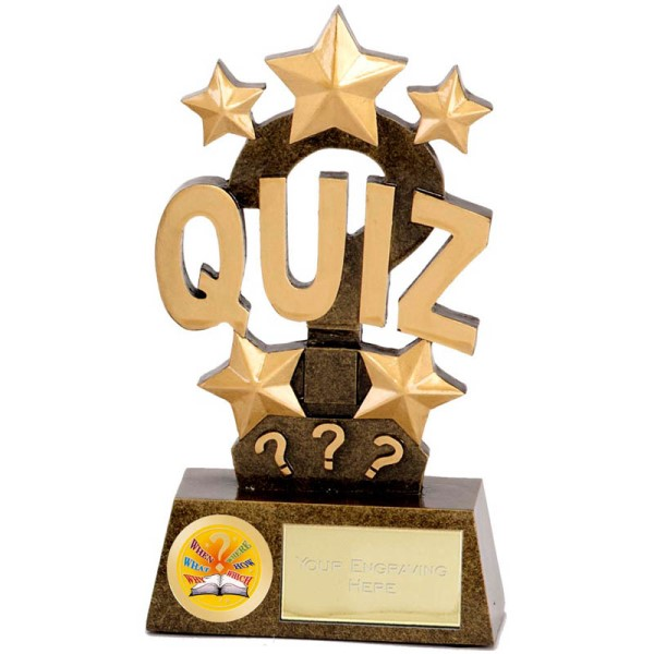 Pinnacle Quiz Champion Trophy