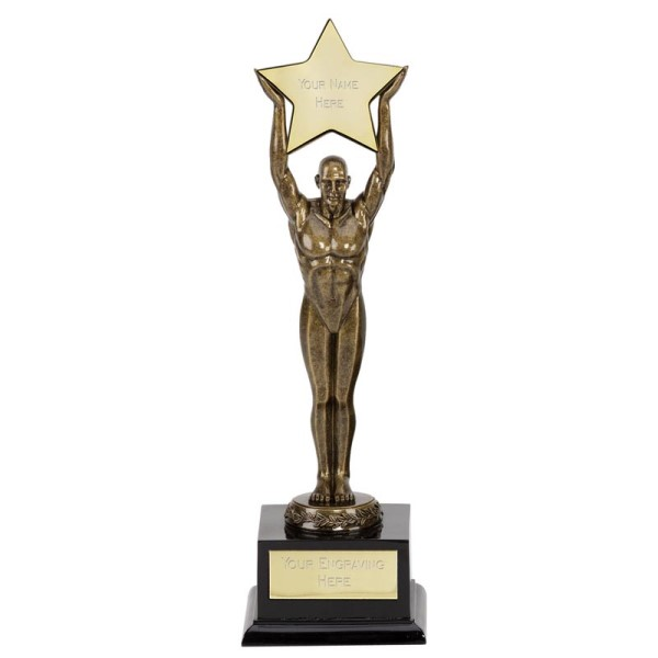 Classic Achievement Figure Trophy 23.5cm