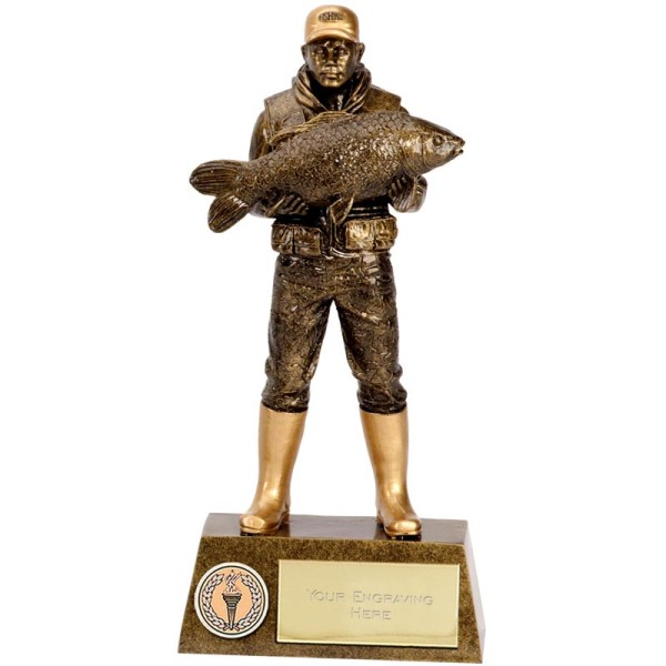 Pinnacle Angling Fishing Trophy