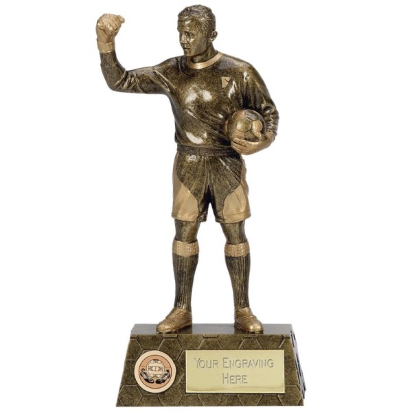Pinnacle Goalkeeper Trophy 22cm