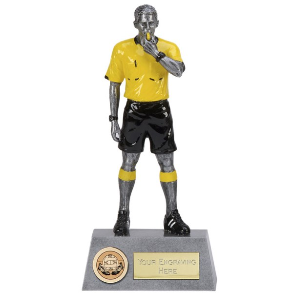 Pinnacle Referee Figure Trophy