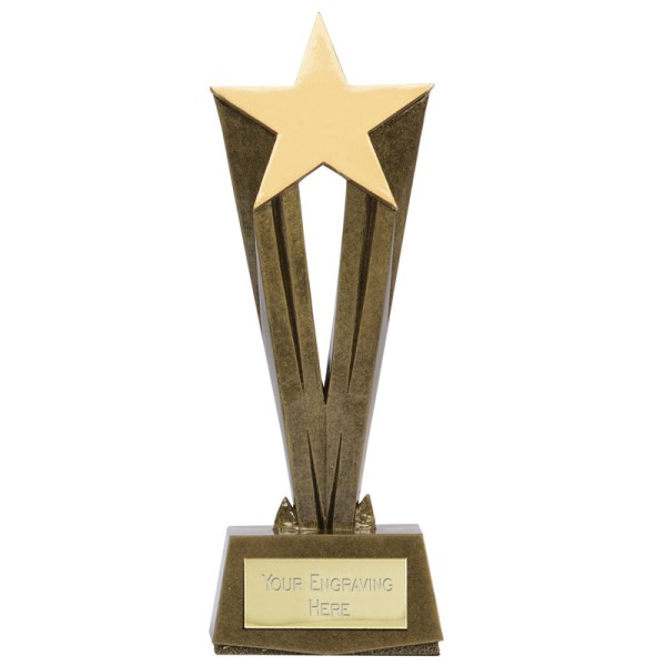Cherish Star Multi Award Column Trophy
