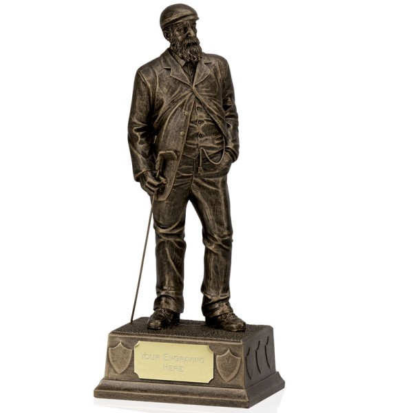 Stature Male Golf Figure