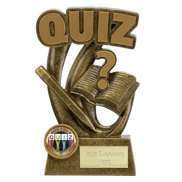 Epic Quiz Champion Trophy