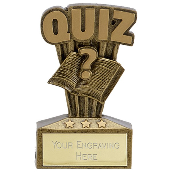 Micro Quiz Champion Trophy