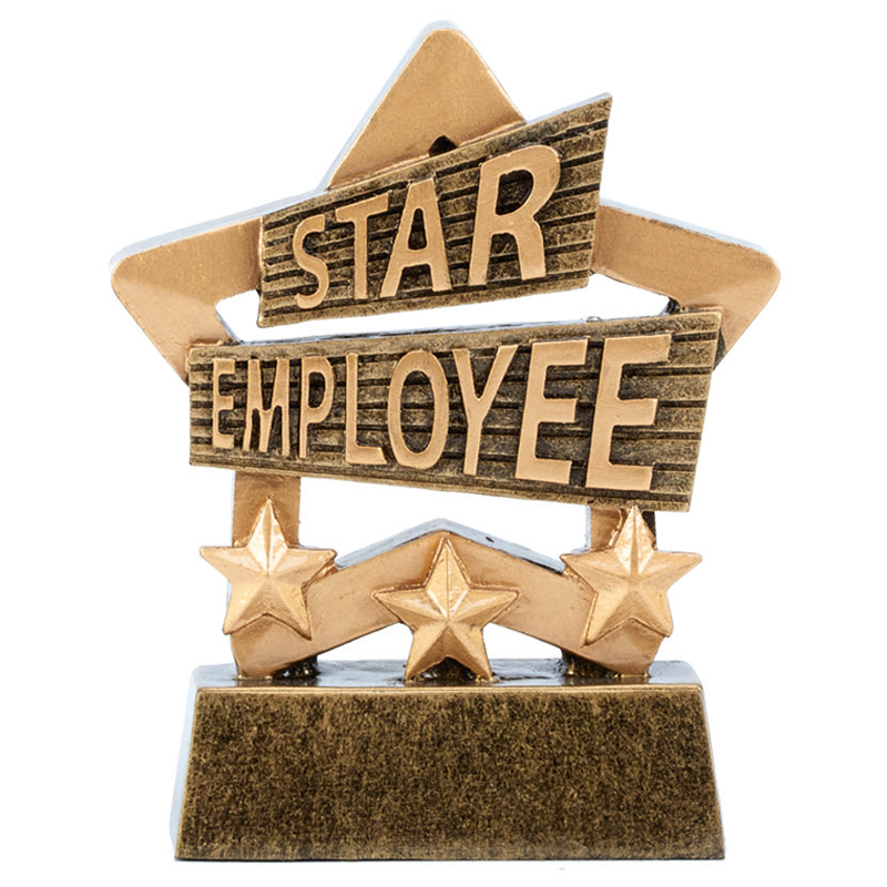 Mini Star Star Employee
