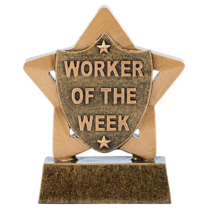 Mini Star Worker of the Week
