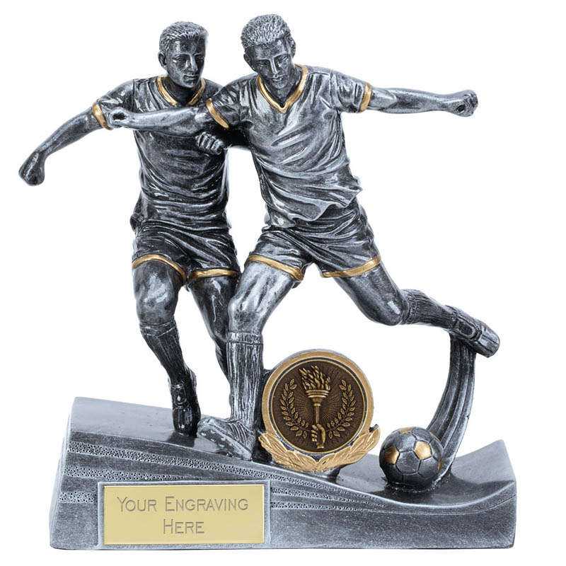 Duo Football Silver