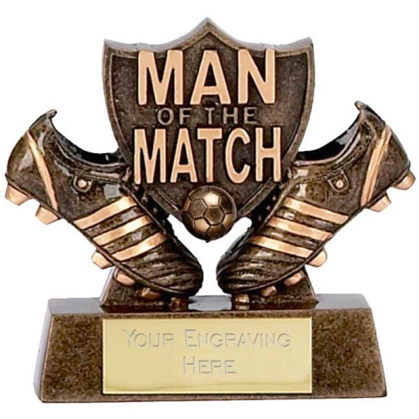 Man of the Match Trophy (Boots)