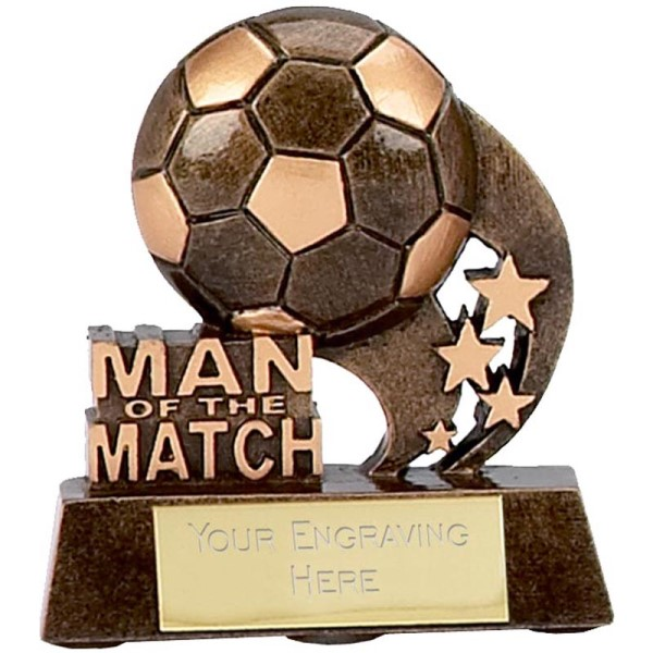 Man of the Match Trophy (Star Ball)