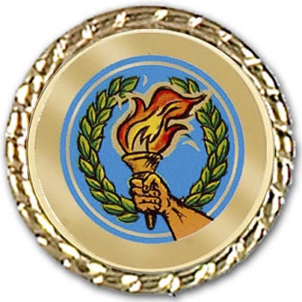 Lapel Badge25 Metal