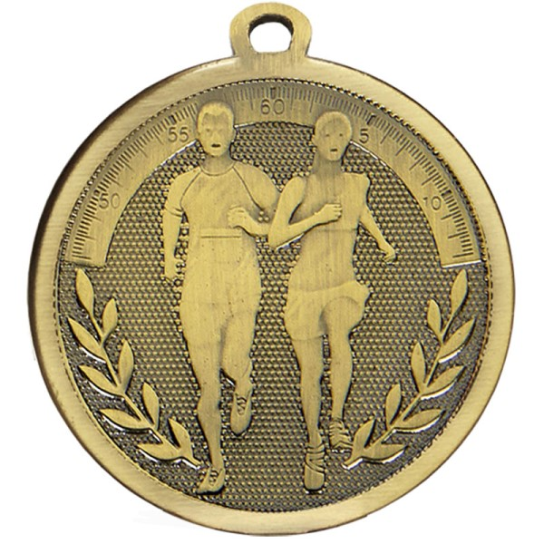 GALAXY Running Medal Bronze