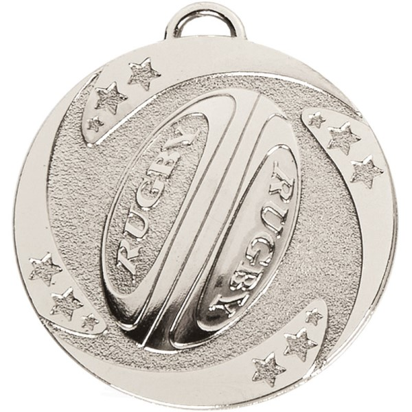 TARGET Rugby Stars Medal
