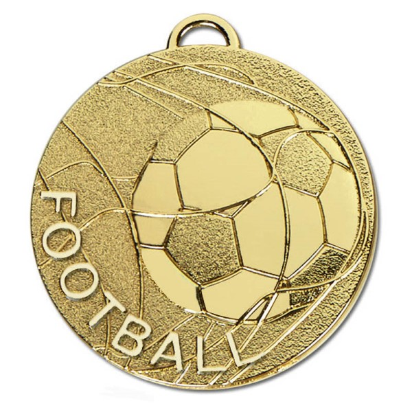 CYCLONE Football Medal Gold