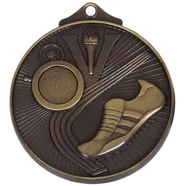 Horizon 52mm Track Medal Bronze