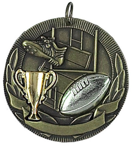 Highlight50 Rugby Medal