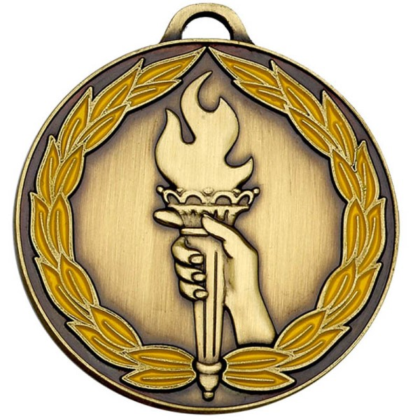 Classic Torch Bronze Medal