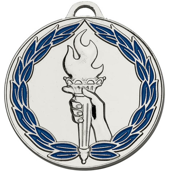Classic Torch Silver Medal