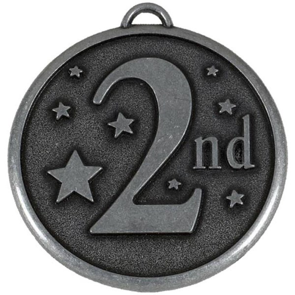 Elation Star 50mm 2nd Medal