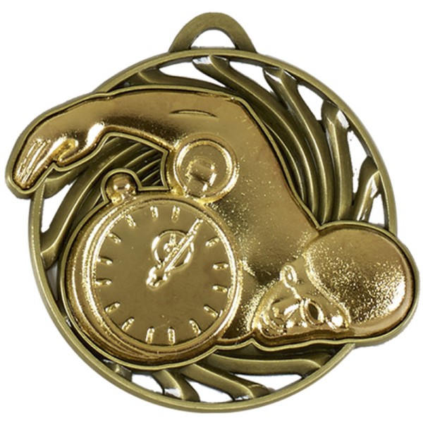Vortex Swimming Medal