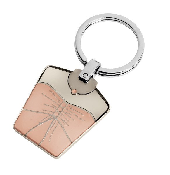 Bridesmaid Keepsake Favour Keyring