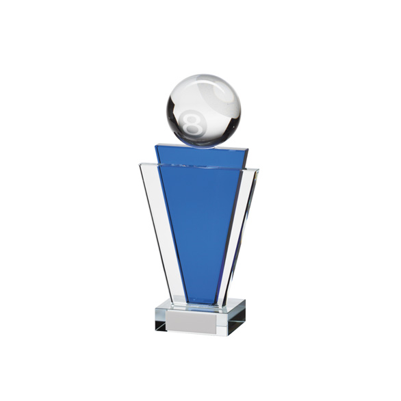 Gauntlet Tower Crystal Pool Award 155mm