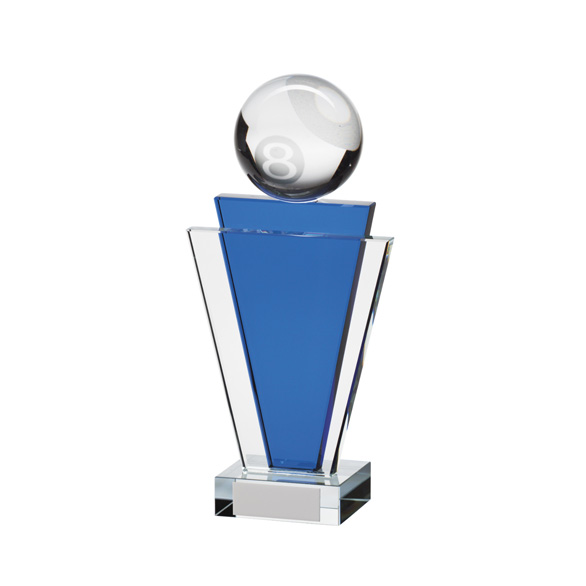 Gauntlet Tower Crystal Pool Award 180mm