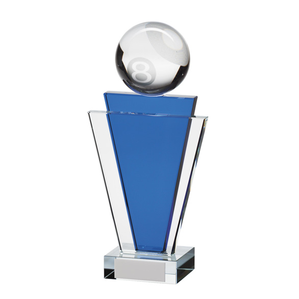 Gauntlet Tower Crystal Pool Award 200mm