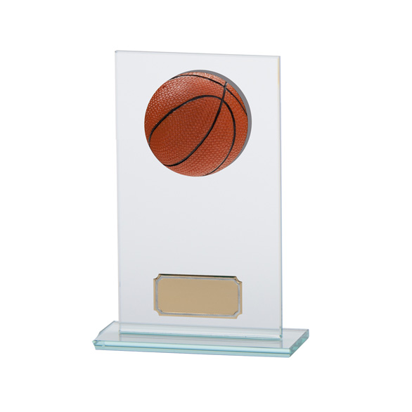 Horizon Jade Glass Basketball Award 160mm