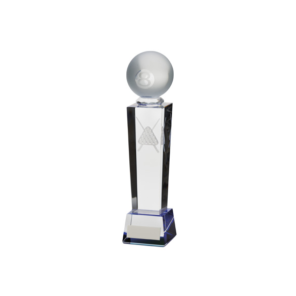 Legend Tower Crystal Pool Award 180mm