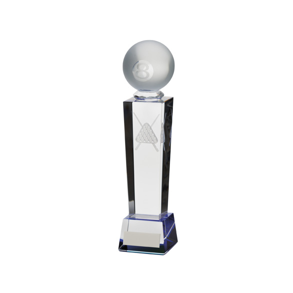 Legend Tower Crystal Pool Award 220mm