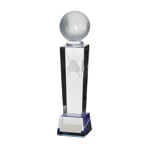 Legend Tower Crystal Pool Award 245mm