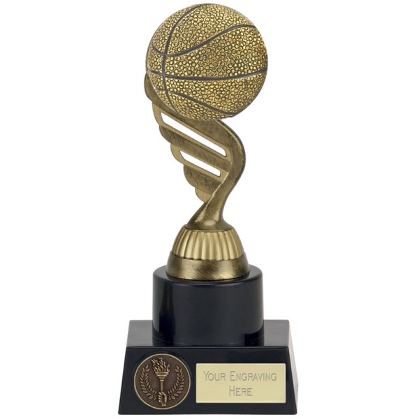 BASKETBALL FF SERIES TROPHY 16.5cm
