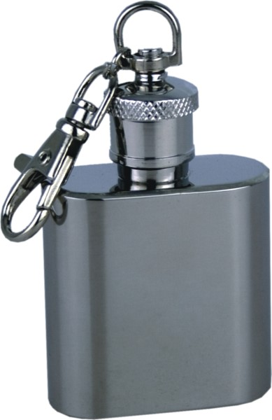 Hip Flask Key Ring