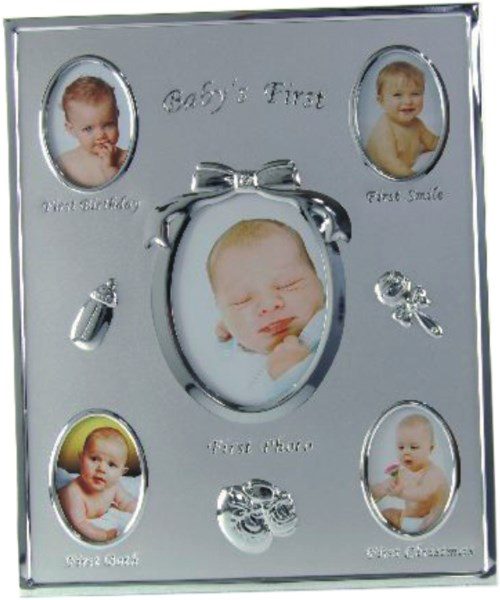 Baby's First Multi Photo Frame