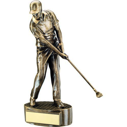 Swing Male Golf Figure