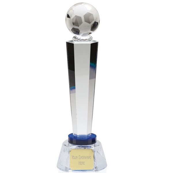 Agility Optical Crystal Football Column