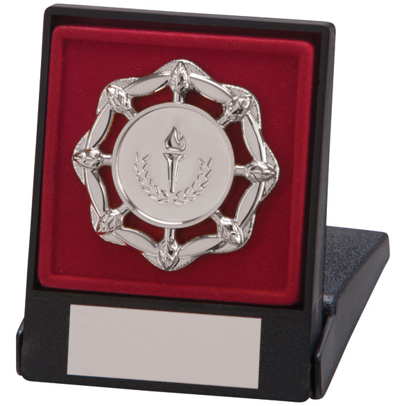 Elation Trim Award Case Silver 85mm