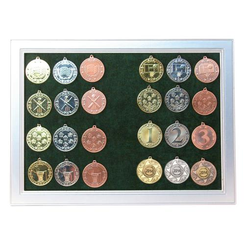 MEDAL DISPLAY BOARD