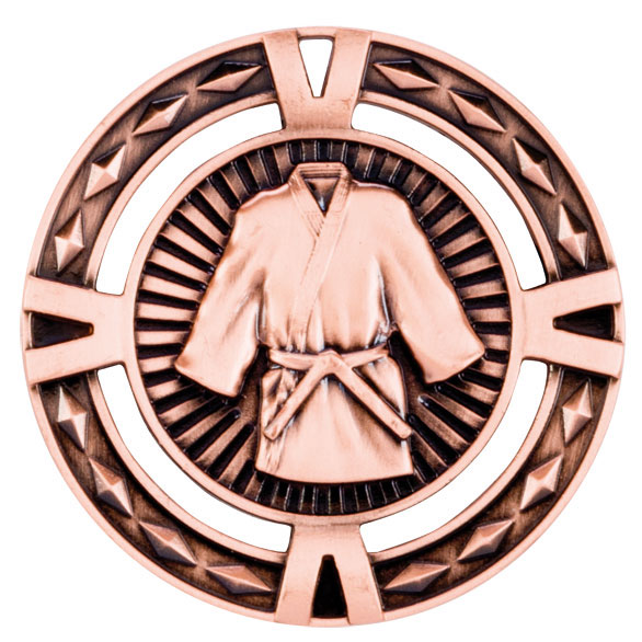 V-Tech Series Medal - Martial Arts Bronze 60mm