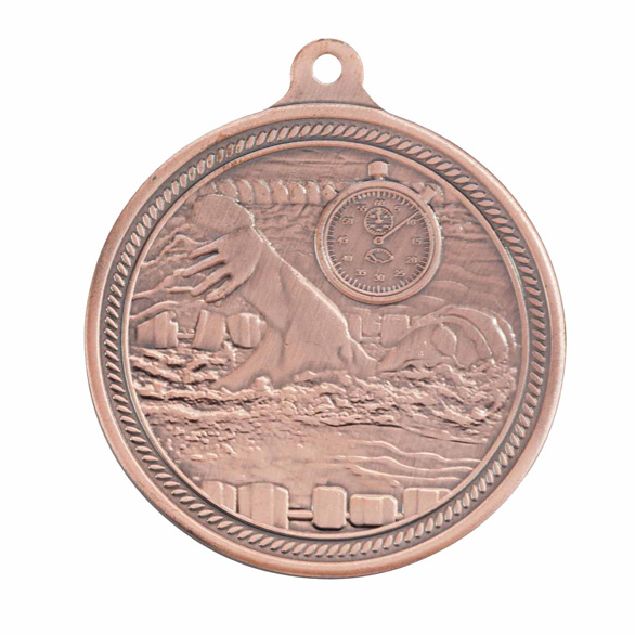 Endurance Swimming Bronze Medal 50mm