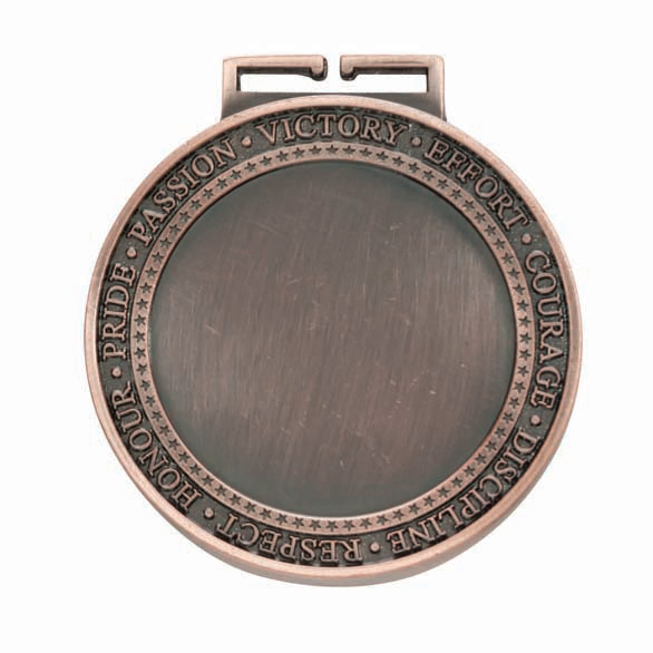Olympia Multisport Medal Antique Bronze 70mm