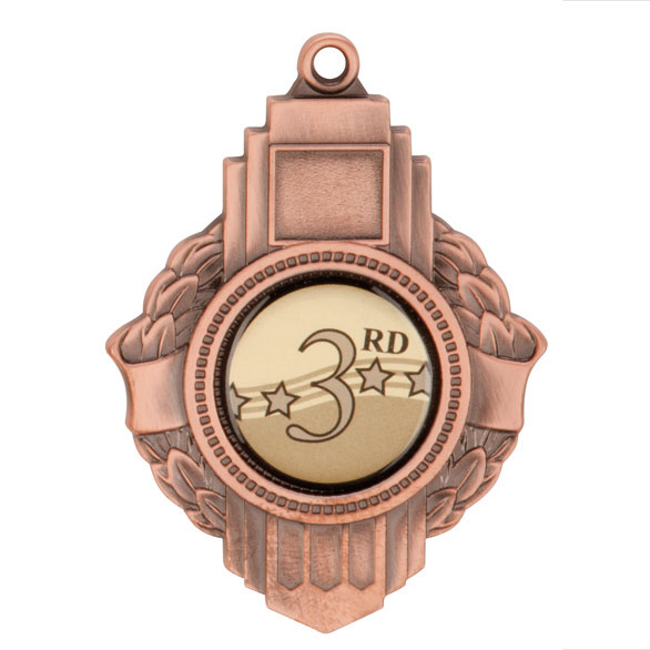 Vitoria Medal Bronze 70mm