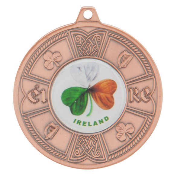 Eire Medal Series Bronze 50mm