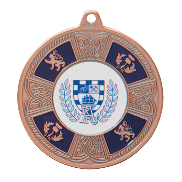 Braemar Medal Series Bronze 50mm