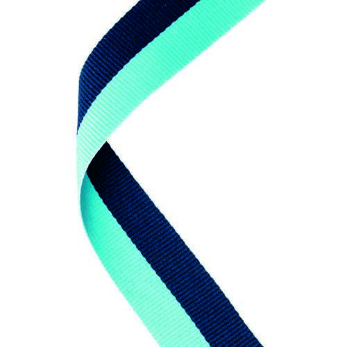 MEDAL RIBBON NAVY BLUE/SKY BLUE