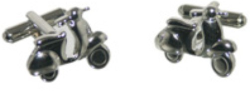 Scooter Novelty Cufflinks