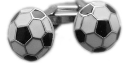 Football Novelty Cufflinks