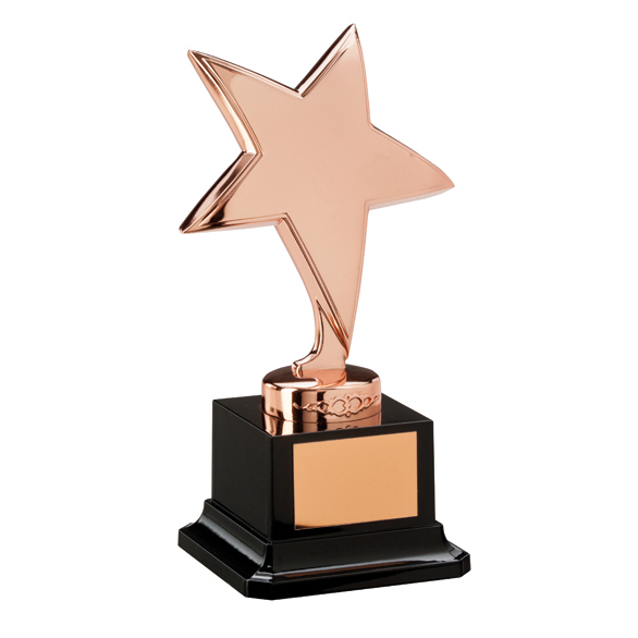 The Challenger Star Bronze Award 165mm